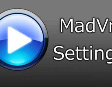Tutorial MPC-HC + LAV Filters + MadVR