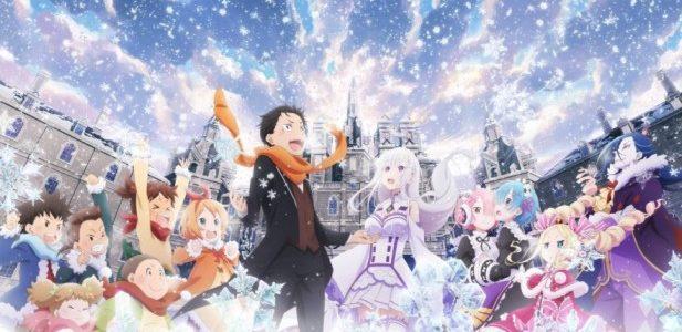 Re:Zero Kara Hajimeru Isekai Seikatsu – Memory Snow [1/1] [BDrip] [1080p] [Mkv] [HEVC] [Ma10p] [Google Drive]