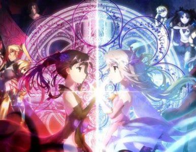 Fate/kaleid liner PRISMA☆ILLYA 3rei! [12/12] [6/6] [BDrip] [1080p] [Mkv] [x265-HEVC-Ma10p] [FLAC] [Mega]