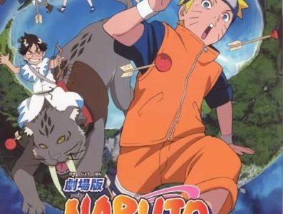 Naruto Película 03: ¡La Gran Excitación! Pánico Animal en la Isla de la Luna (Daikōfun! Mikazukito no Animaru Sōdo Dattebayo) [1080p] [Mkv] [x264] [10 Bits] [FLAC]