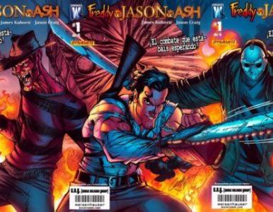 Freddy vs Jason vs Ash [Comic] [06/06] [Jpg] [Mega]