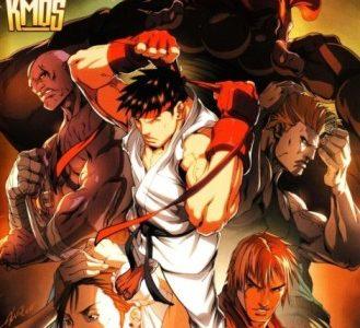 Street Fighter II Turbo [Comic] [12/12] [Jpg] [Mega]