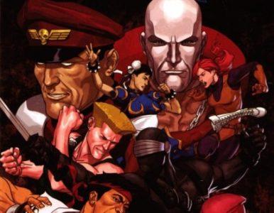 Street Fighter x G.I. Joe [Comic] [03/06] [Jpg] [Mega]