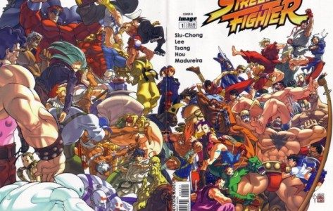 Street Fighter – The Comics Series [Comic] [14/14] [Jpg] [Mega]
