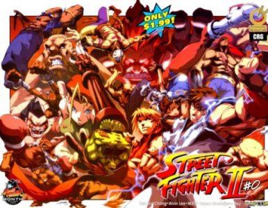 Street Fighter II 00 [Comic] [01/01] [Jpg] [Mega]