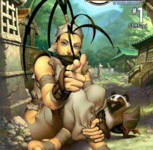 Street Fighter Legends Ibuki [Comic] [04/04] [Jpg] [Mega]