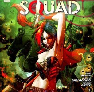 Suicide Squad The New 52 [Comic] [30/30] [Jpg] [Mega]