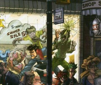 Army of Darkness – Shop Till You Drop Dead [Comic] [04/04] [Jpg] [Mega]