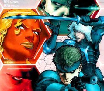 Metal Gear Solid Sons of Liberty [Comic] [12/12] [Jpg] [Mega]