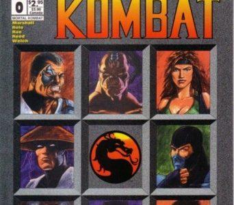 Mortal Kombat 00 [Comic] [01/01] [Jpg] [Mega]