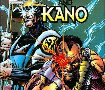 Mortal Kombat Rayden y Kano [Comic] [03/03] [Jpg] [Mega]