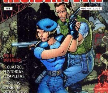 Resident Evil Adaptación Oficial [Comic] [05/05] [Jpg] [Mega]