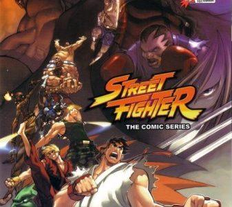 Street Fighter 00 [Comic] [01/01] [Jpg] [Mega]