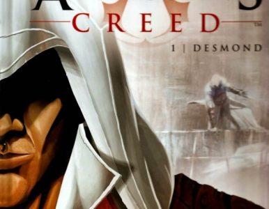 Assassins Creed 01 Desmond [Comic] [01/01] [Jpg] [Mega]