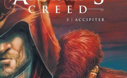 Assassins Creed 03 Accipiter [Comic] [01/01] [Jpg] [Mega]