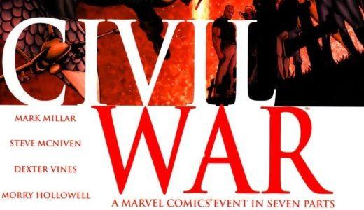 Civil War [Comic] [124/124 + Extras] [Jpg] [Mega]