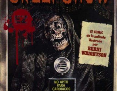 Creepshow La Película [Comic] [01/01] [Jpg] [Mega]