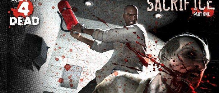 Left 4 Dead: El Sacrificio [Comic] [04/04] [Jpg] [Mega]