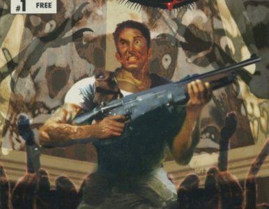 Resident Evil Promocional [Comic] [01/01] [Jpg] [Mega]