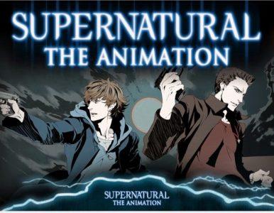 SuperNatural The Animation [22/22] [720p] [Mkv] [MEGA]