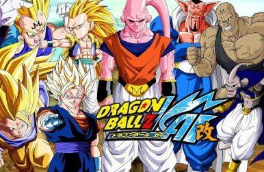Dragon Ball Kai [159/159] [BDRIP] [1080P] [Mp4]