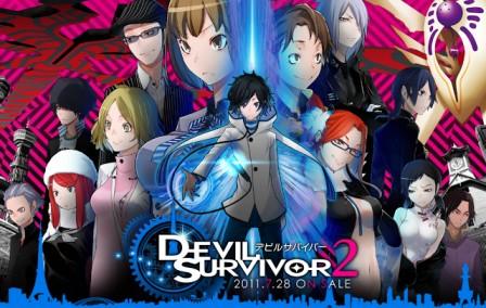 Devil Survivor 2 [13/13] [BDrip] [1080p] [Mkv] [Ma10p] [Google Drive] [FLAC]