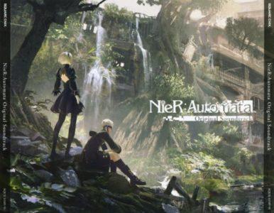 NieR Automata Original Soundtrack [03/03] [ALAC] [SCANS] [Mega]