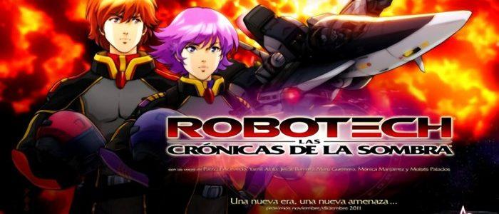 Robotech Las Crónicas De La Sombra [BDrip] [1080p] [Mkv] [8 Bits] [Mega] [Google Drive]