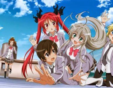 Haiyore! Nyaruko-san W [12/12] [OVA 1/1] [BDrip] [1080p] [Mp4] [8 Bits] [Mega] [Google Drive]