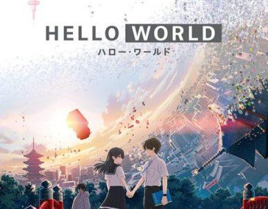 Hello World [BDrip] [1080p] [Mkv] [x265-Ma10p-10 Bits] [Dolby Atmos 7.1]