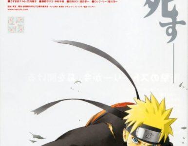 Naruto Shippuden Película 01: La Muerte de Naruto (Gekijōban Naruto Shippūden) [1080p] [Mkv] [x264] [10 Bits]