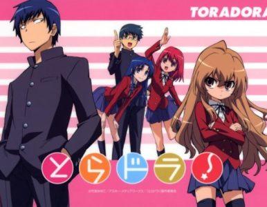 Toradora [25/25] [1 OVAS] [BDrip] [1080p] [Mkv] [10 Bits] [Mega] [Google Drive]