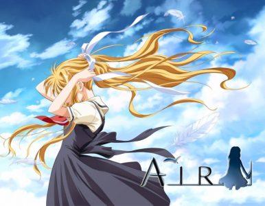 Air [13/13] [OVAS 2/2] [BDrip] [1080p] [Mp4] [8 Bits] [Mega]