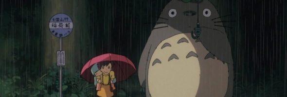 Mi Vecino Totoro (Tonari no Totoro) [BDrip] [1080p] [8 Bits] [Mkv] [Mega] [Google Drive]