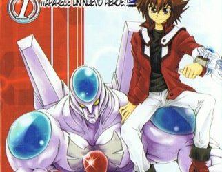 Yu-Gi-Oh! GX [Manga] [64/64 + Oneshot] [Jpg] [Mega] [Pack 03 – Especial 1 Millon]