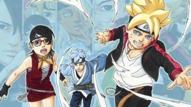 Naruto Especial – Boruto Road To -B- [Manga] [01/01] [Jpg] [Mega]