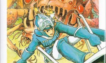 Nausicaä del Valle del Viento (Kaze no Tani no Nausicaä) [Manga] [07/07] [Jpg] [Mega]