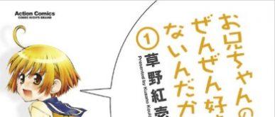 Onii-chan no Koto Nanka Zenzen Suki janain dakara ne!! [Manga] [83/??] [Jpg] [Mega]