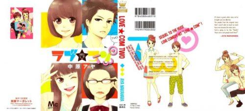 Lovely Complex Two (Love Com★Two) [Manga] [03.5/03.5] [Jpg] [Mega]