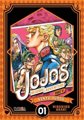 JoJo's Bizarre Adventure Part 05: Vento Aureo [Manga] [155/155] [Jpg] [Mega]