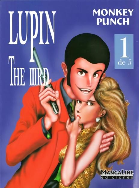 Lupin III [Manga] [129/129] [Jpg] [Mega] [Pack 03 – Especial 1 Millon]