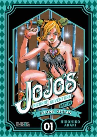 JoJo's Bizarre Adventure Part 06: Stone Ocean [Manga] [158/158] [Jpg] [Mega]