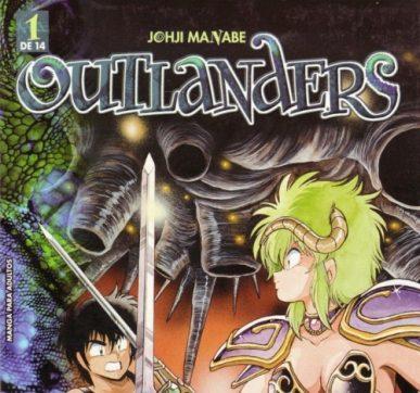 Outlanders [Manga] [14/14 + Extra] [Jpg] [Mega]