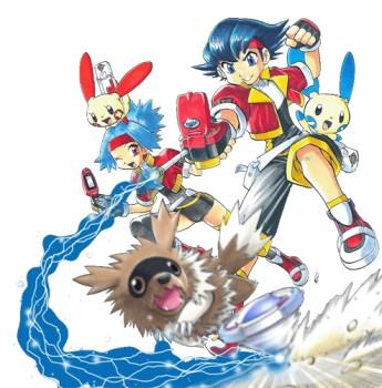 Pokémon Ranger [Manga] [04/??] [Jpg] [Mega] [Pack 03 – Especial 1 Millon]