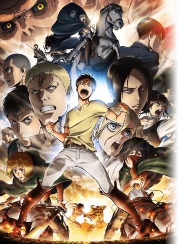 Shingeki No Kyojin 2 [12/12] [OVAS 6/6] [BDrip] [1080p] [Mkv] [HEVC – x265] [10 Bits] [FLAC]