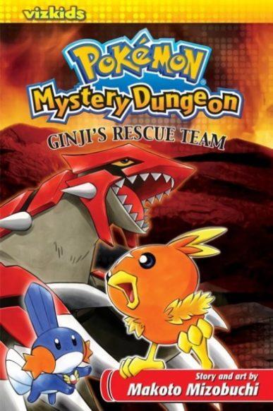 Pokémon Mundo Misterioso 01: Equipo de Rescate de Shinji [Manga] [06/06] [Jpg] [Mega] [Pack 03 – Especial 1 Millon]