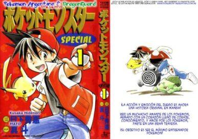 Pokémon Special [Manga] [530/?? + Especial + Artbook Aniversario] [Jpg] [Mega] [Pack 03 – Especial 1 Millon]