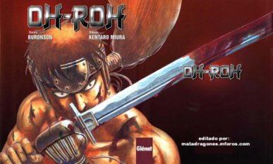 OH ROH – El Rey Lobo [Manga] [01/01] [Jpg] [Mega]