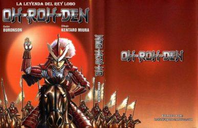 OH ROH DEN – La Leyenda del Rey Lobo [Manga] [01/01] [Jpg] [Mega]