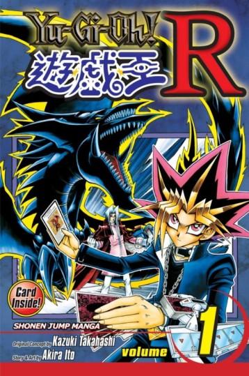 Yu-Gi-Oh! R [Manga] [44/44 + Especial] [Jpg] [Mega] [Pack 03 – Especial 1 Millon]
